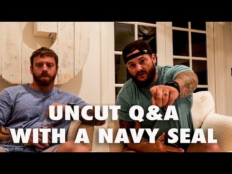 UNCUT Q&A WITH A NAVY SEAL