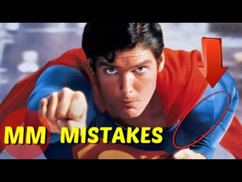 Superman (1978) Movie MISTAKES You Didn
