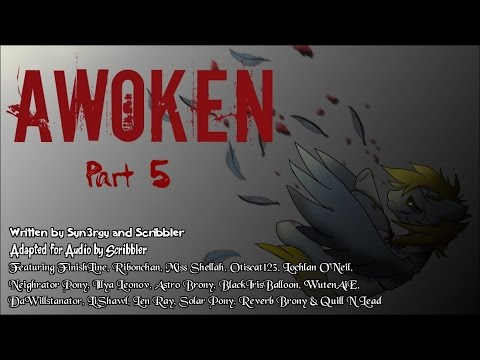 Pony Tales [MLP Fanfic Readings] Awoken: Part 5 (GRIMDARK) – MONTH OF MACABRE STORY