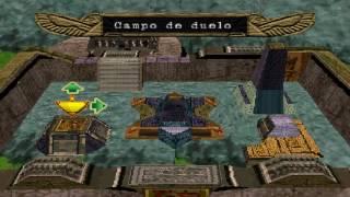 YGO Forbidden Memories (GamePlay) - Cap 1 - Duelo con el Pueblo