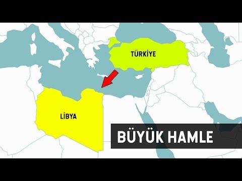 Türkiye Tek Bir Anlaşma İle Akdeniz'deki Masayı Dağıttı