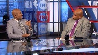 Inside the NBA - Celtics vs Bucks Postgame Talk   November 1, 2018