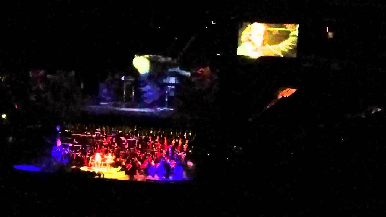 Andrea Bocelli Dec 2014 Madison Square Garden (