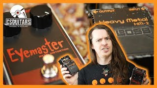 Swedish Chainsaw Face-off: TC Eyemaster vs Boss HM-2