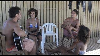 #6 Un été avec Fréro Delavega - Rencontre avec Nely & Nora (Don't you let me go)