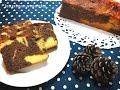 ぐるぐる!マーブルパウンドケーキの作り方♪ の動画、YouTube動画。