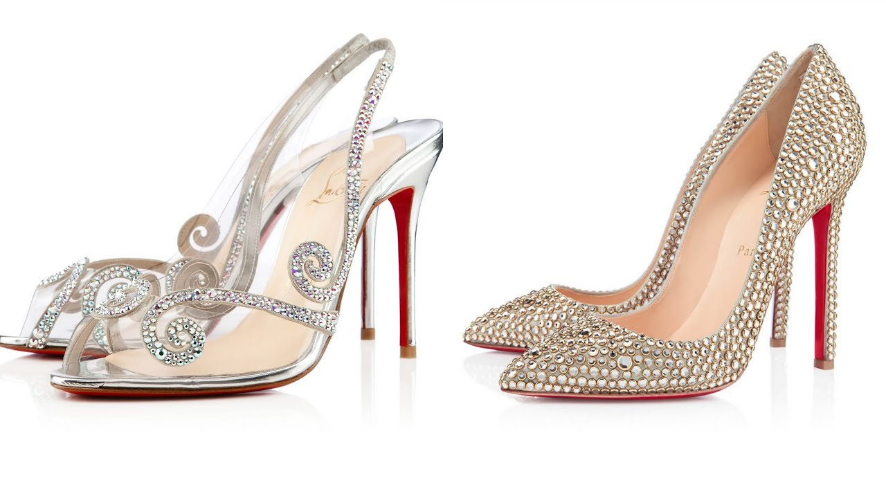 premium selection fb7cf a00ab Christian Louboutin Bridal Shoes Collection