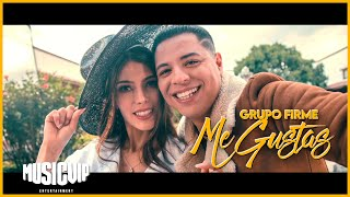 @Grupo Firme  - Me Gustas - (Official Video)