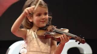 Katerina Mikhailova – An Open Music Lesson | Katerina Mikhailova | TEDxVitosha