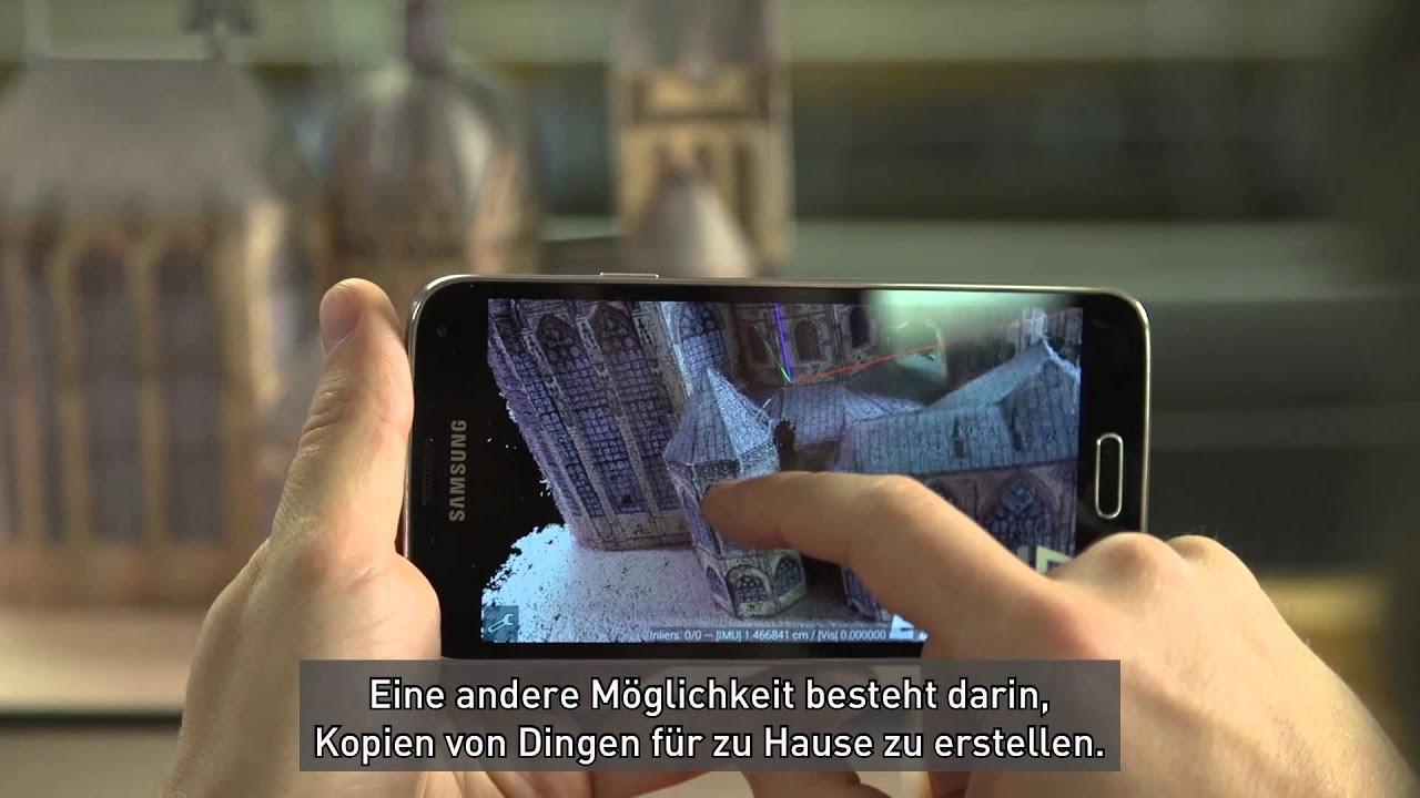 3D Scanner App SubtitlesDE