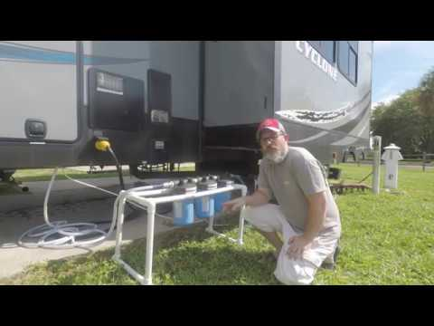 Easy DIY RV Water Filtration System: Protect Your RV Water System