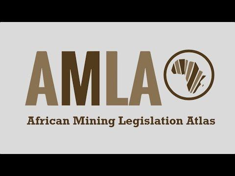 AMLA (African Mining Legislation Atlas) Introduction