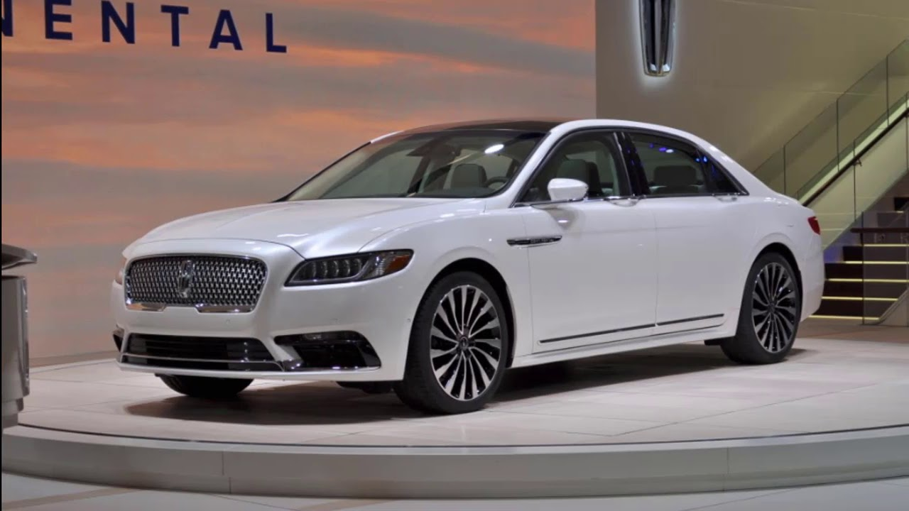 2019 Lincoln Continental Door Handle 2019 Lincoln Continental Town