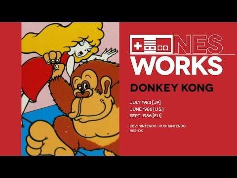 Donkey Kong retrospective, Pt 2: Welcome to NES Donk City | NES Works #019-B