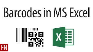 Barcode Add-In for Microsoft Excel