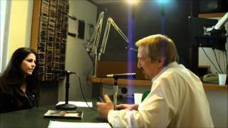 Radio interview with Diana Murdock