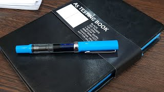 TWSBI Eco T Fountain Pen and Arista Notebook Review
