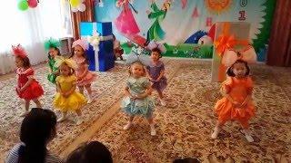 """Рауан 2016 Танец """"Кукол"""" д/с №51"""