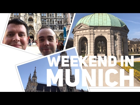 Weekend In Munich And Thank You - April 2017