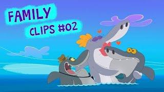 - Zig Sharko Family Clips 2 HD