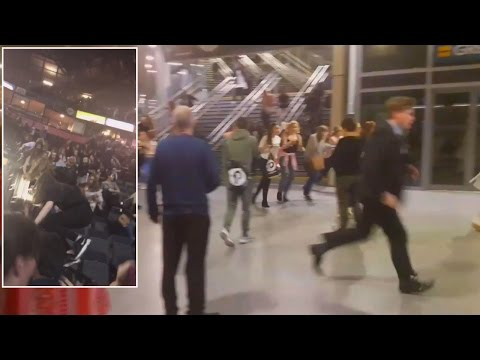 Thumbnail: Videos Show Chaos at Ariana Grande Concert Moments After Bombing