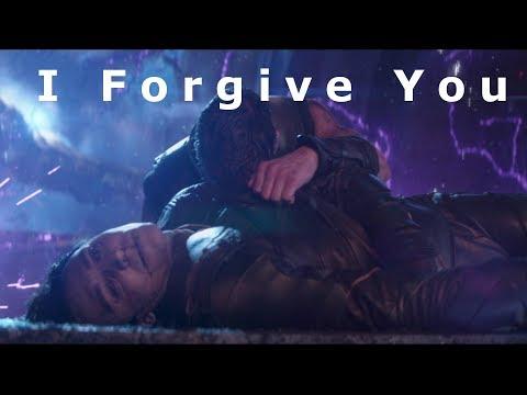 (Marvel) Infinity War - I Forgive You (Sia) (SPOILERS!)