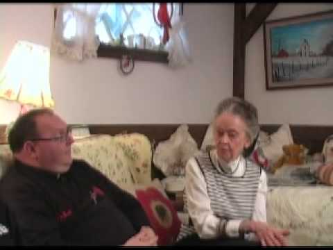 Lorraine Warren Interview Pt 1 of 3