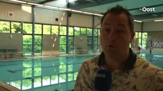 Renovatie zwembad Carrousel in Ommen bijna afgerond