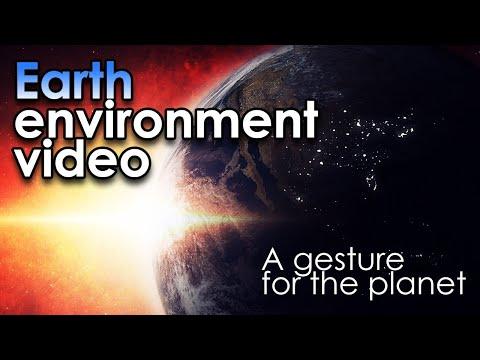 Earth Environment Video Clip