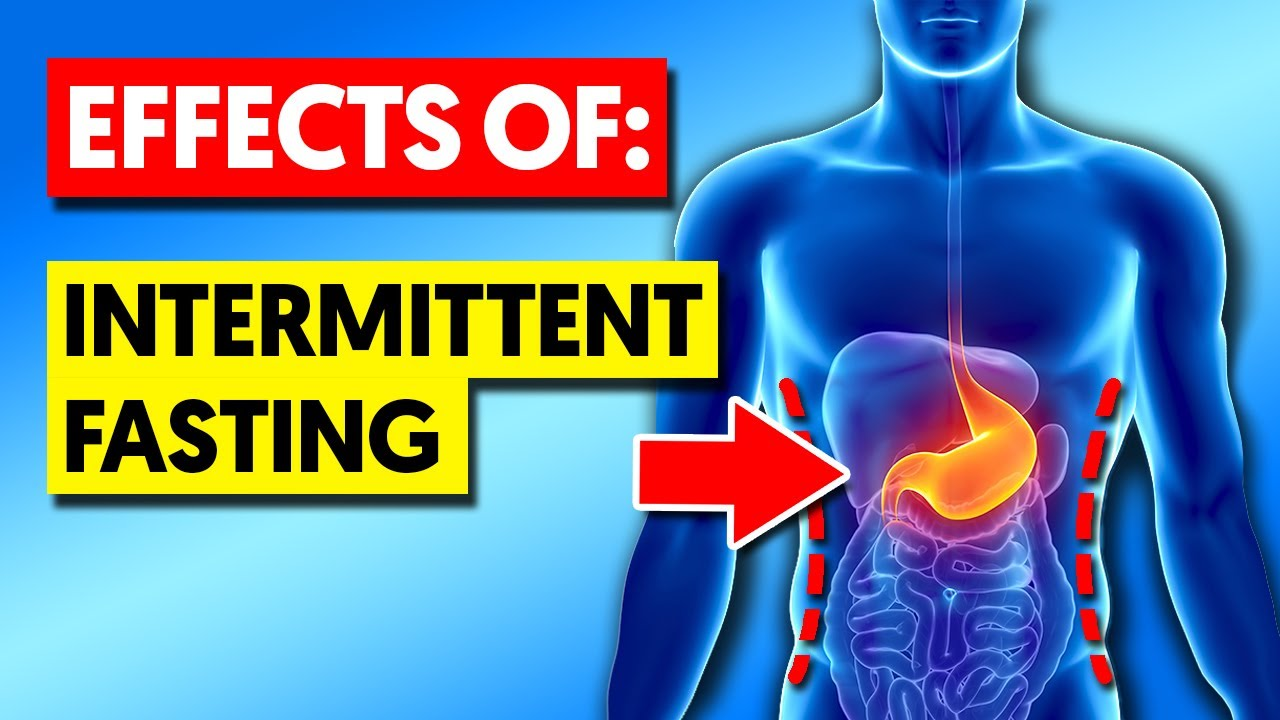 The Effects Intermittent Fasting Has on the Body