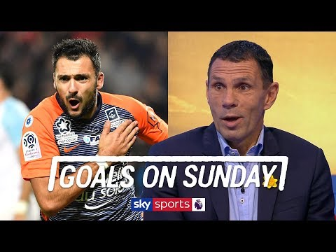 Gus Poyet tells CRAZY story about his striker being sold without him knowing! | Goals on Sunday
