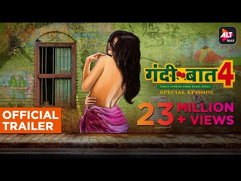 Gandii Baat Season 4 | Special Episode | Official Trailer | ALTBalaji