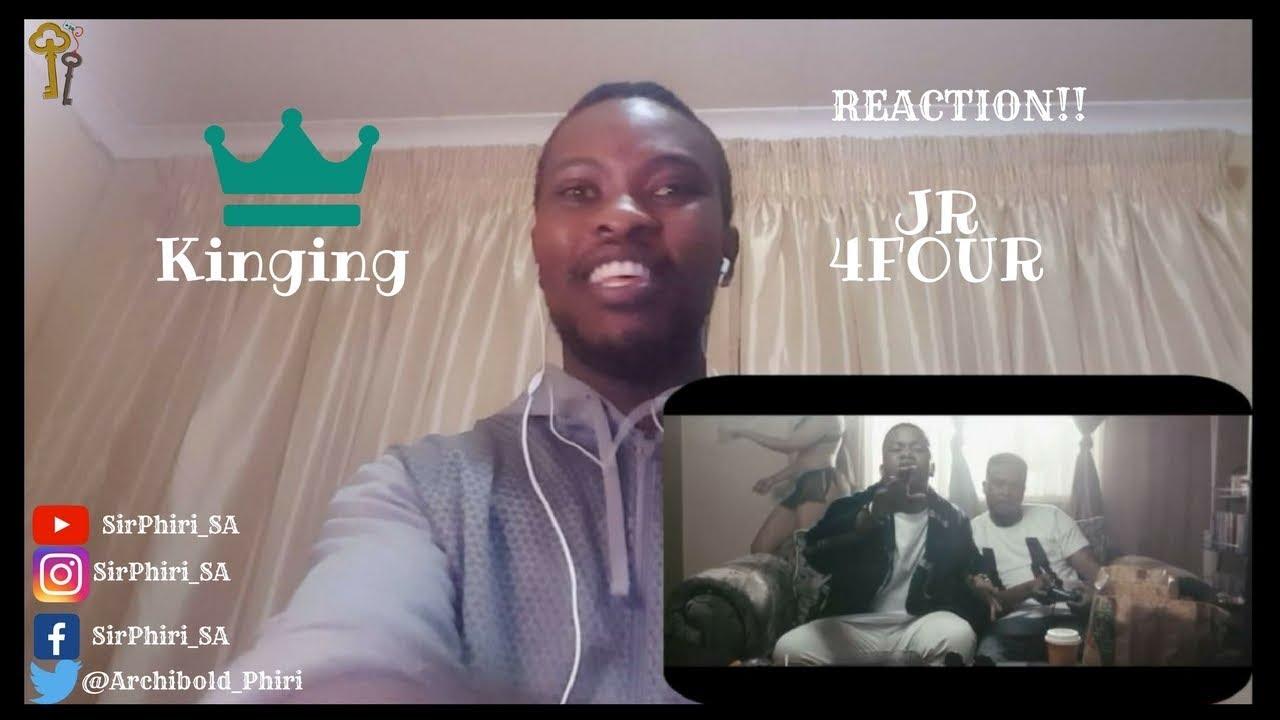 Download Still KINGING ||JR -  4FOUR (REACTION)