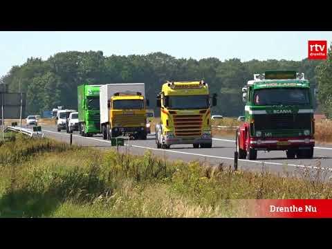 Honderden truckers naar TT Circuit