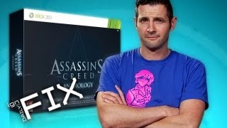 Halo 4 Rewards, AC Anthology Details & an Uncharted Card Game?! - IGN Daily Fix 11.07.12