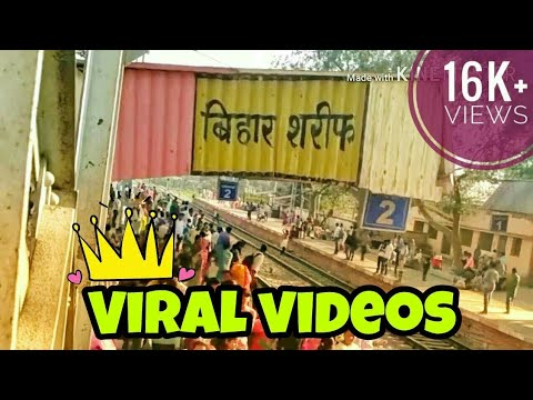 Biharsharif jn  [teaser] | Biharsharif station  amazing views of bihar  bihar railway (nalanda)