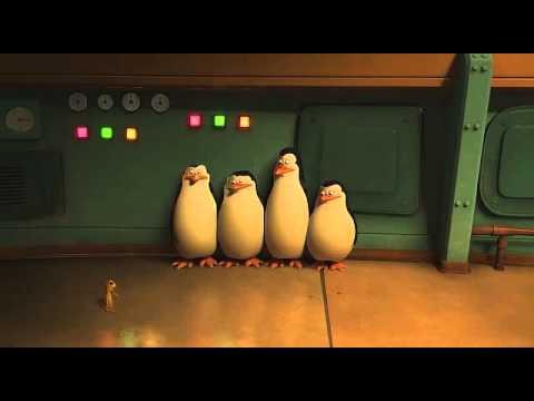 clip of Penguins of Madagascar Dave 2014