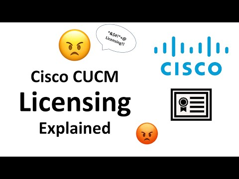 Understanding Cisco Unified Communications Manager Licensing