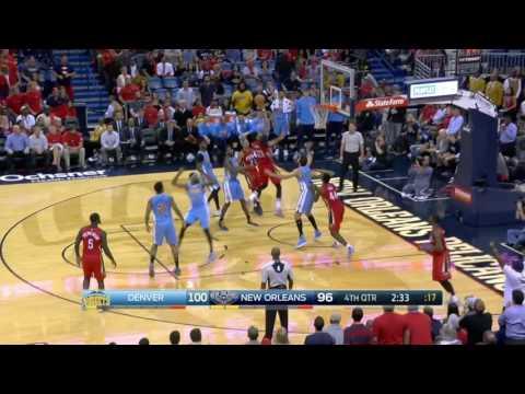 Denver Nuggets vs New Orleans Pelicans   Highlights  October 26, 2016  2016 17 NBA Season