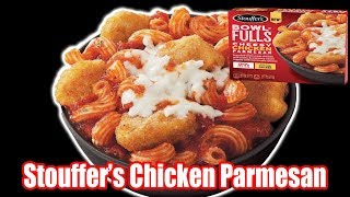 Stouffer's Chicken Parmesan Bowl-Full - Frozen Dinner Review - The Wolfe Pit