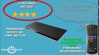 Review Panasonic Blu-Ray Player Smart Network Wifi 3D - DMP-BDT230