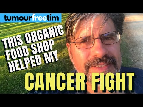 This Organic Food store in Preston Market helped in my cancer fight.