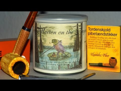"McClelland's  ""Frog Morton on the Bayou"" Pipe Tobacco  |  Pfeifentabak  |  Pfeife rauchen"
