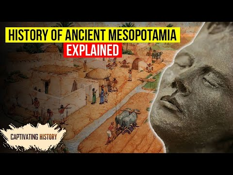 Ancient Mesopotamia: An Introduction To The Sumerians, Assyrians, Persians And Babylonians