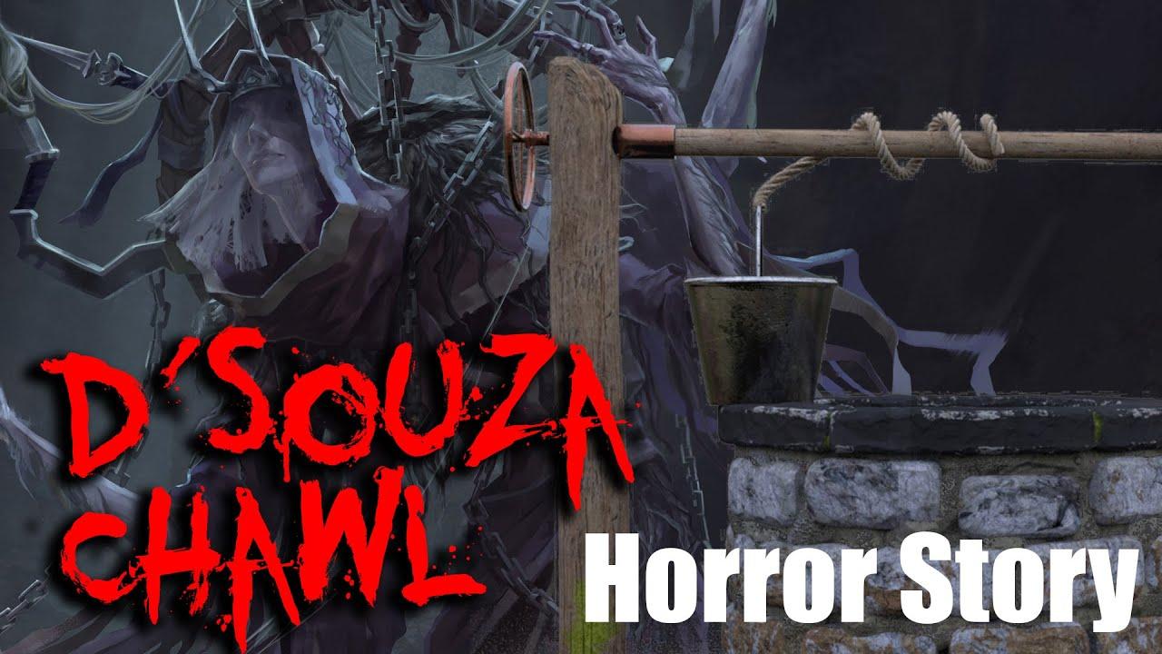 Dsouza Chawl Horror Film | Animated Hindi Horror Story | True Horror Stories