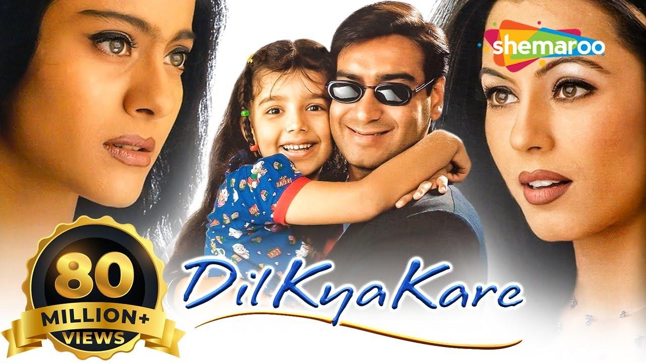 Download Dil Kya Kare (HD) | Ajay Devgn | Kajol | Mahima Chaudhary | Bollywood Blockbuster Latest Movie