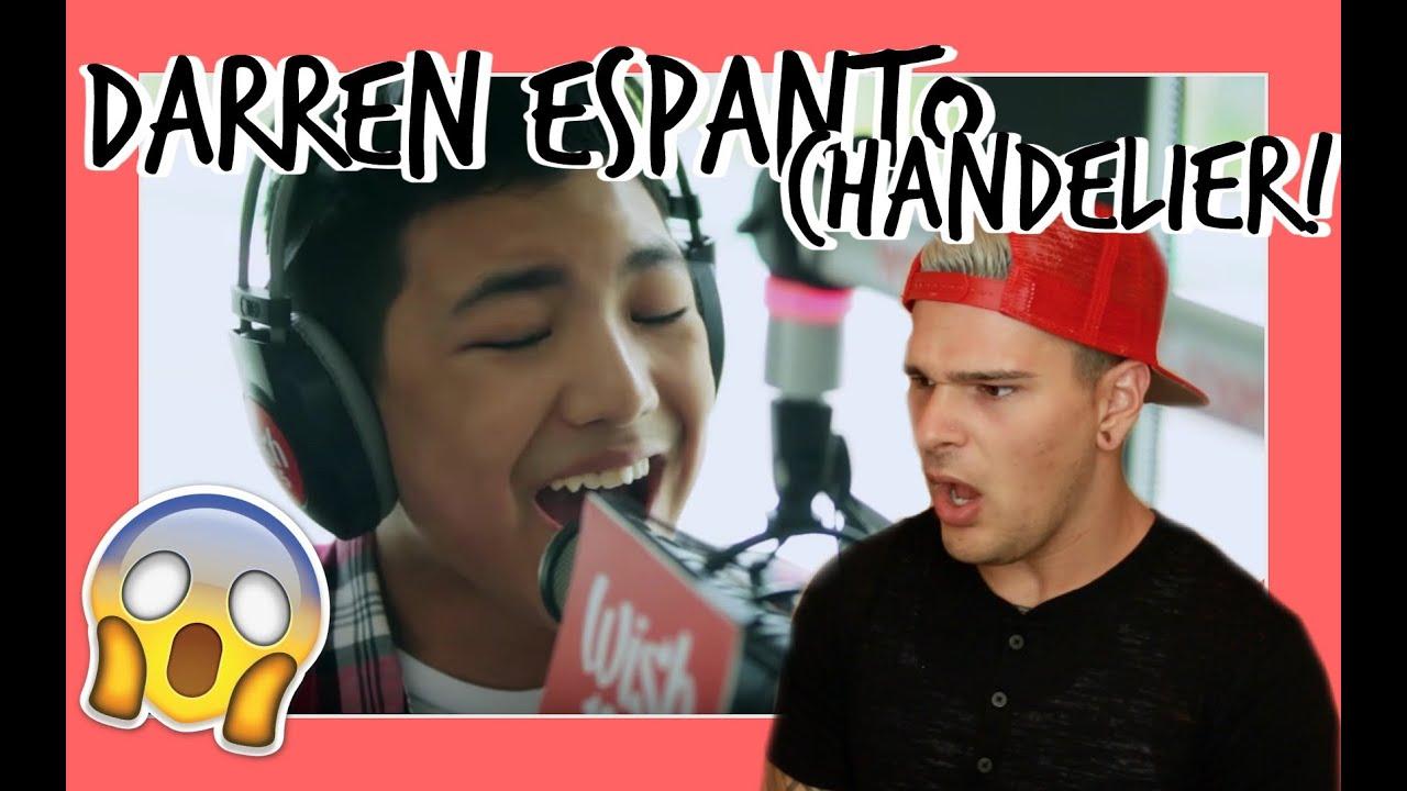 UNBELIEVABLE! Darren Espanto - Chandelier (Sia) LIVE Cover on Wish ...