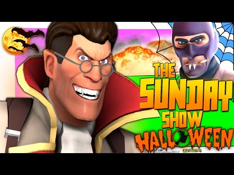 TF2: The Sunday Show #7 (Halloween edition)