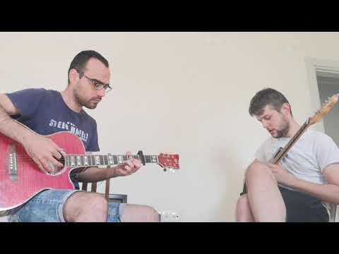 GunsnRoses ; Sweet child o mine acoustic cover