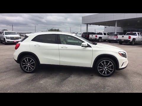 2015 Mercedes-Benz GLA-Class Austin, San Antonio, Bastrop, Killeen, College Station, TX 384344A